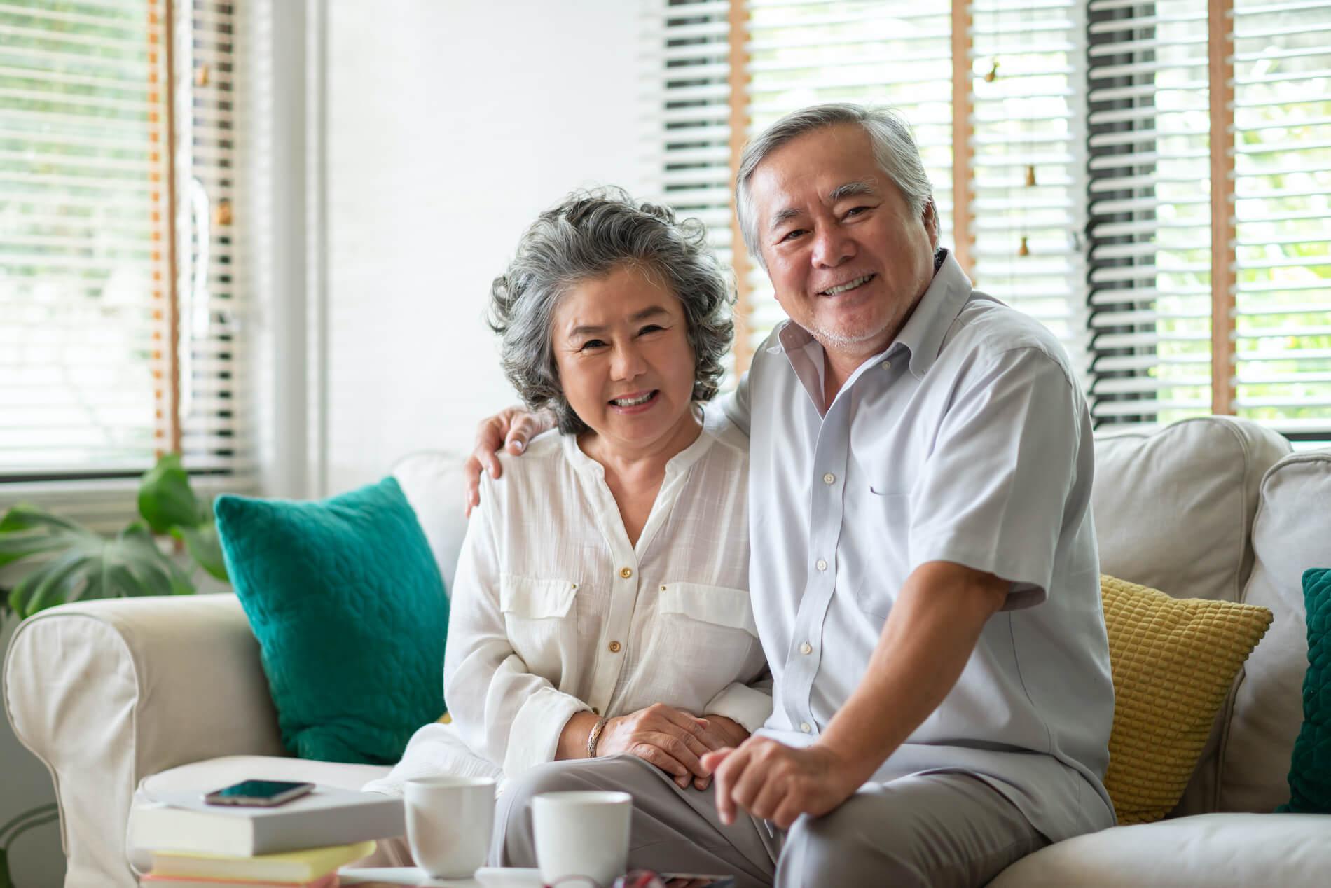 ซื้อบ้านและขอสินเชื่อบ้านสำหรับ กลุ่มสินเชื่อบ้านสำหรับผู้สูงอายุ